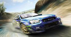 Colin McRae Rally 2005 logo