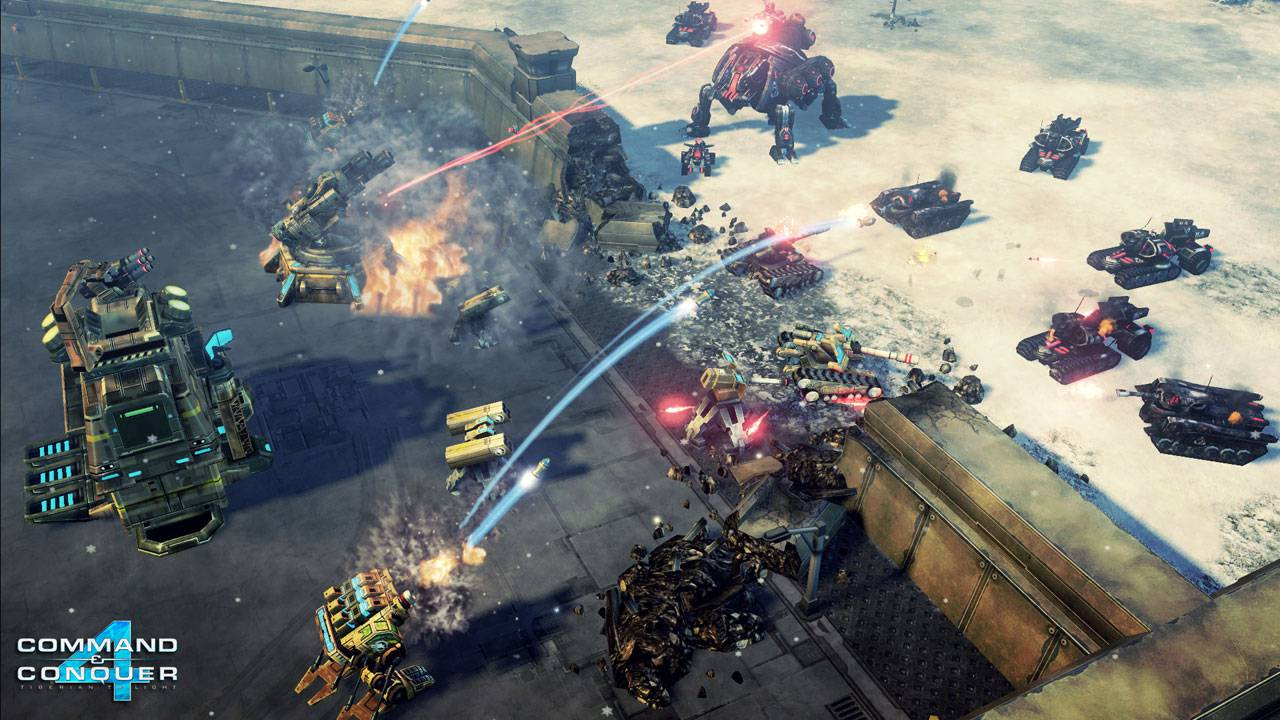 Command and conquer 4download for mac.