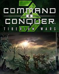 Command and Conquer 3 Tiberium Wars logo
