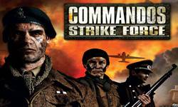 Commandos Strike Force logo