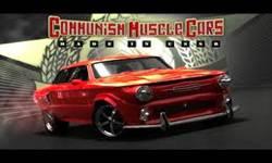 Communism Muscle Cars logo