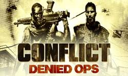 Conflict Denied Ops logo