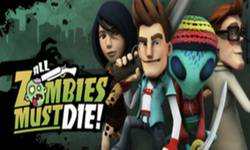 Download All Zombies Must Die! logo