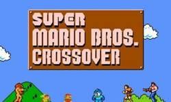 Download Super Mario Crossover 2 logo