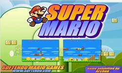 Download Super Mario logo