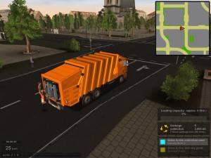 Garbage Truck Simulator