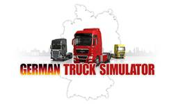 German Truck Simulator logo