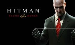 Hitman Blood Money logo