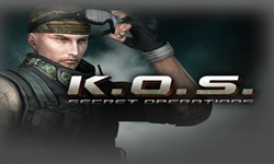 K.O.S. Secret Operations logo