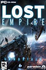 Lost Empire Immortals logo