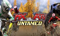 MX vs. ATV Unleashed logo
