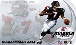 Madden NFL 2004 logo