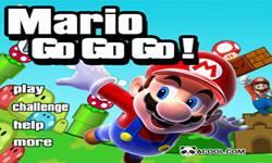 Mario Go Go Go logo