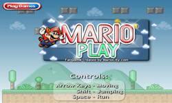 Mario Play logo