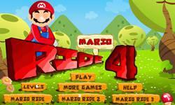 Mario Ride 4 logo