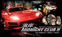 Midnight Club 2 logo
