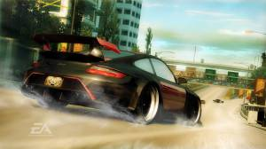 Need for Speed ProStreet porsche