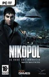 Nikopol Secrets of the Immortals logo