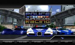 Police Supercars Racing logo