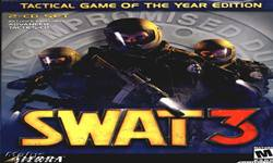 SWAT 3 Tactical Game of the Year logo