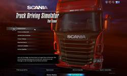 Scania Truck Driving Simulator logo