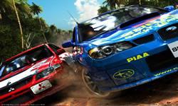 Sega Rally Revo logo