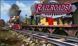 Sid Meier's Railroads logo