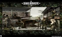 Soldner Secret Wars logo