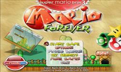 Super Mario 3 Forever logo