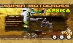 Super Motocross Africa logo