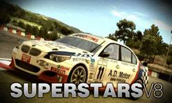 Superstars V8 Racing logo