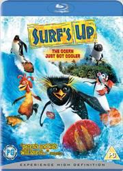 Surf's Up logo
