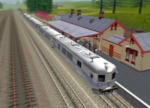 Trainz Railroad Simulator