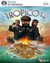 Tropico 4 logo