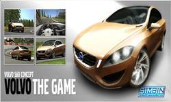 Volvo The Game logo