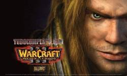 Warcraft 3 Reign Of Chaos logo