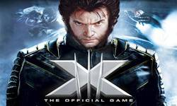 X-Men The Official Game logo