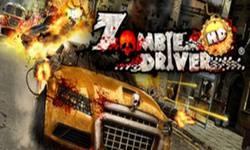 Zombie Driver HD logo