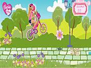 bicicleta lui barbie