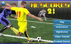 fotbal gol