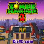 Distruge Zombie 2