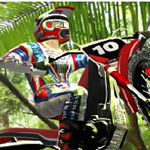 Motocross in Jungla