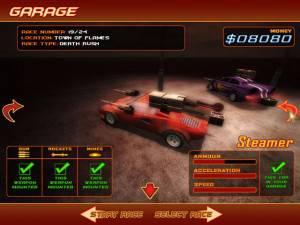 Cursa Mortala joc video curse