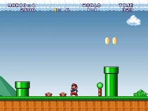 Super Mario Bros Forever